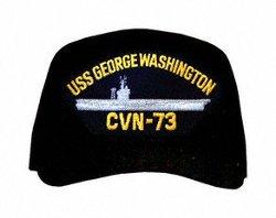 MilitaryBest - USS George Washington CVN-73 Ships Ball Cap