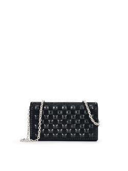 Ralph Lauren - Pyramid Beaded Clutch