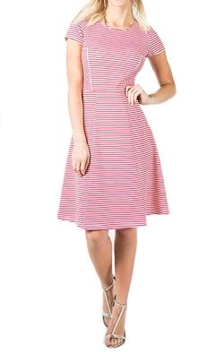 Downeast - Stripe Summer Dress