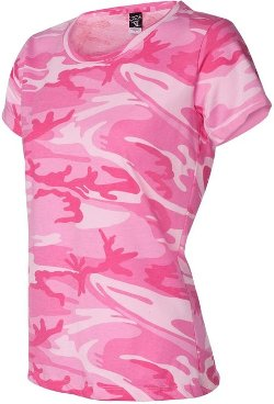 Code V - Jersey Camouflage T-Shirt