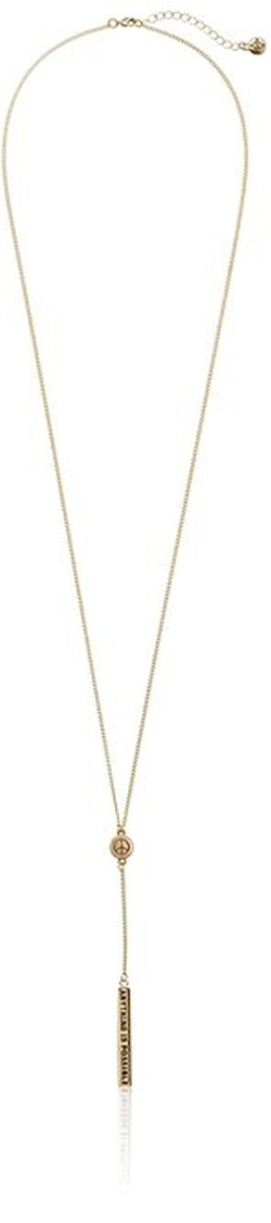 BCBGeneration - Share The Love Y-Shaped Necklace