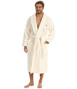 Tommy Bahama  - One Down Two To Go Micro Cotton Terry Loop Robe