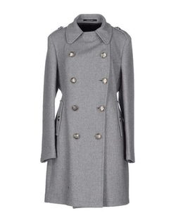 Tagliatore 02-05 - Belted Double Breasted Coat