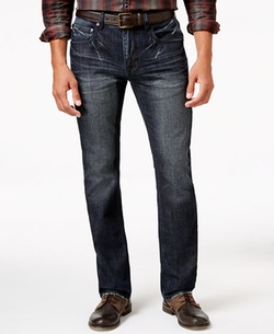 INC International Concepts - Jones Slim Straight Fit Jeans