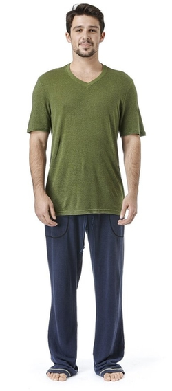 Vital Hemp - V-Neck Short Sleeve T-Shirt