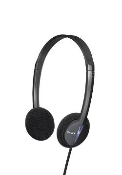 Sony  - MDR-210LP Open-Air Lightweight Headphones