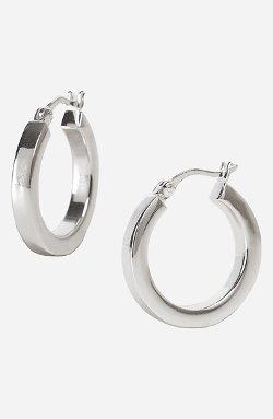 Argento Vivo  - Small Hoop Earrings