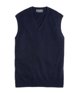 Brooks Brothers - Cashmere Sweater Vest
