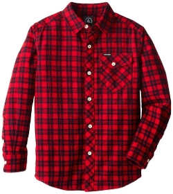 Volcom - Flartin Long Sleeve Shirt