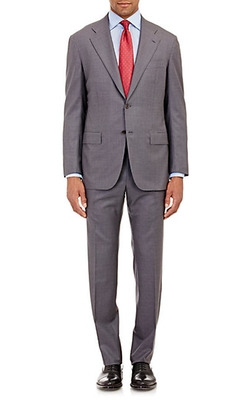 Kiton - Kb Drop 8 Two-Button Suit