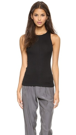 ATM Anthony Thomas Melillo - Micro Modal Rib Tank Top