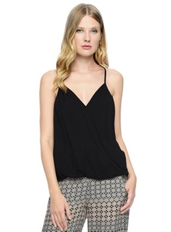 Ella Moss - Stella Back Yoke Tank Top