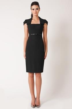 Black Halo - Jacket Dress