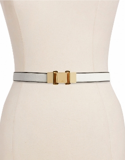 Lauren Ralph Lauren - Textured Leather Belt