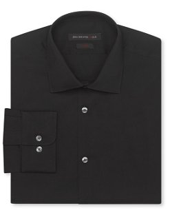 John Varvatos - Solid Dress Shirt