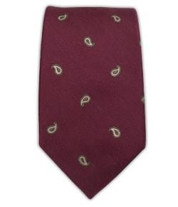 The Tie Bar - Subtle Paisley Tie