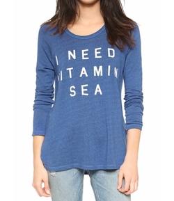 Sundry - Vitamin Sea Pullover Sweater