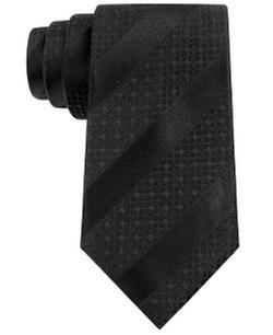 Sean John  - Diagonal Tonal Stripe Tie
