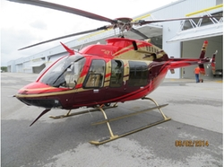 Bell  - Textron 407 Helicopter