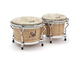 Sol Percussion - Pro Bongos Drum