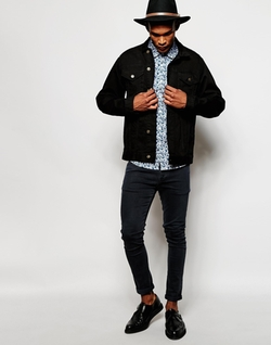 Reclaimed Vintage - Oversized Denim Jacket