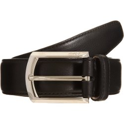 Brioni  - Leather Dress Belt