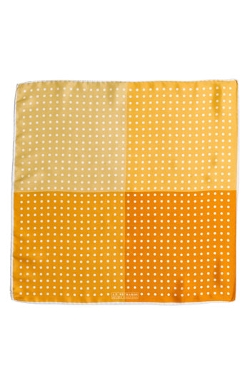J.Z. Richards - Polka Dot Pocket Square