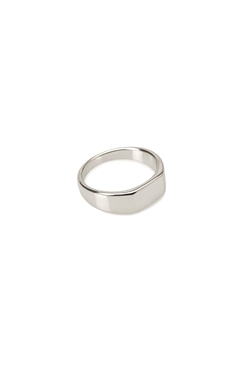 Forever 21 - Polished Flat-Top Ring