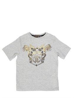 Roberto Cavalli - Logo Printed T-Shirt