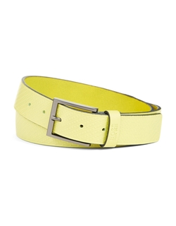 Hugo Boss - Embossed Leather Belt