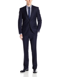 Kenneth Cole - Two Button Notch Lapel Suit