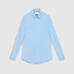 Gucci - Cotton Poplin Shirt