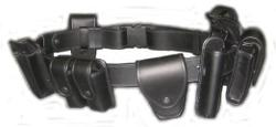Global Military Gear - Global Military Gear Leather Duty Belt