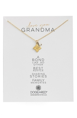 Dogeared - Cluster Pendant Necklace