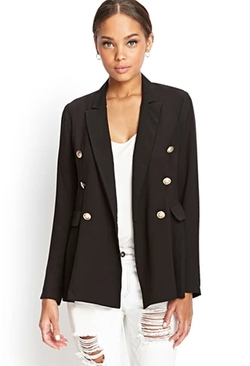 Forever 21 - Double-Breasted Blazer