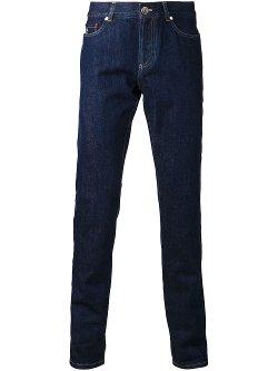 Brunello Cucinelli  - Straight Jeans