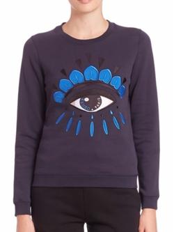 Kenzo - Classic Eye Icon Sweatshirt