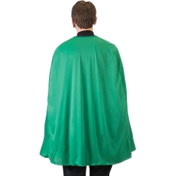 RG Costumes - Green Superhero Cape