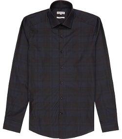 Jesse  - Subtle Plaid Shirt