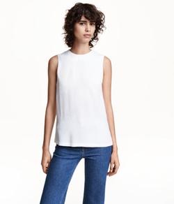 H&M - Sleeveless Blouse