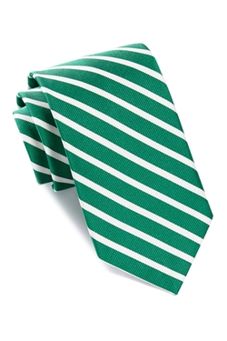 Robert Talbott - Cricket Striped Silk Tie
