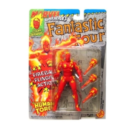 Toy Biz - Fantastic Four Human Torch Toy