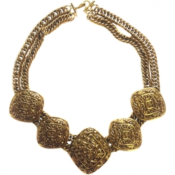 Chanel - Chain Choker Necklace