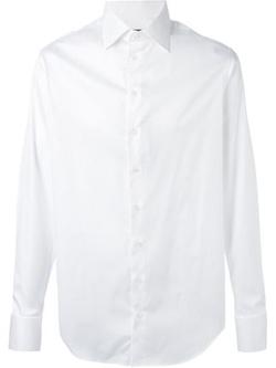 Giorgio Armani - Spread Collar Shirt