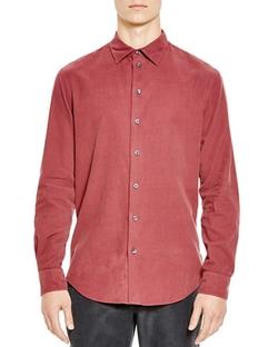 Armani Collezioni  - Classic Fit Button Down Shirt