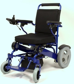 Geo Cruiser - Personal Mobility Aid - Electric Wheelchair
