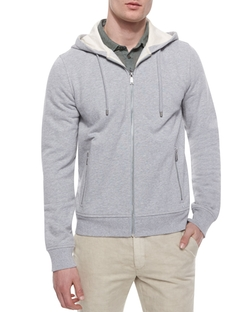 Michael Kors	 - Zip-Up Hoodie Jacket