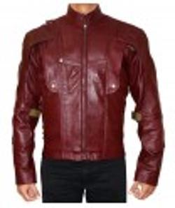 Desert Leather - Guardians of the Galaxy Chris Pratt Jacket