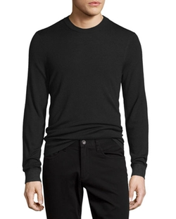 Vince - Double-Layer Crewneck Sweater