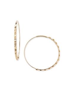 Lana - Glam Magic Hoop Earrings